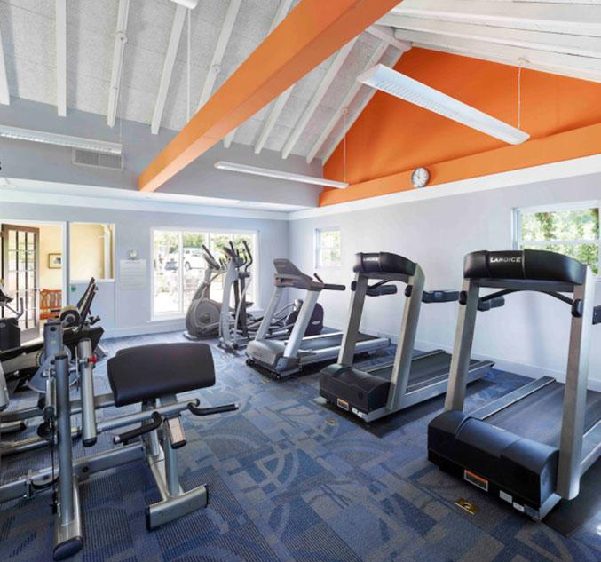 Live Korman Apartments Gym