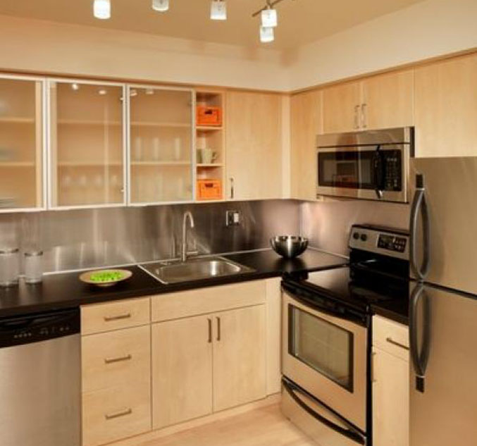 Live Korman Apartments Kitchen