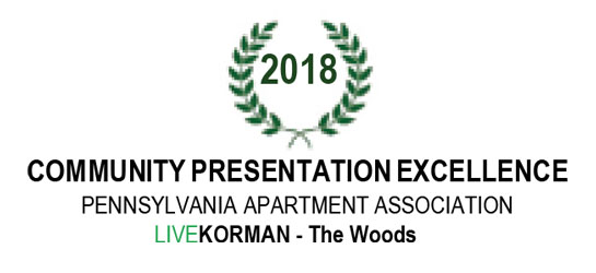 Pennsylvania Apartment Association Community Presentation Excellence 2018