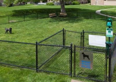 Woof Woof Club private off-leash dog park