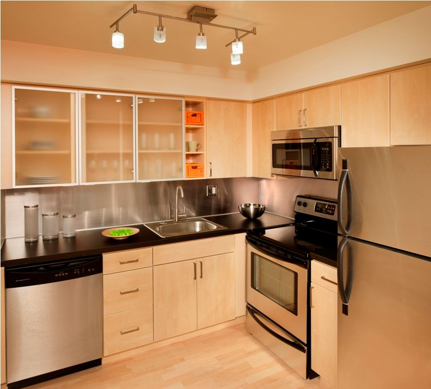 Live Korman Apartments Kitchen
